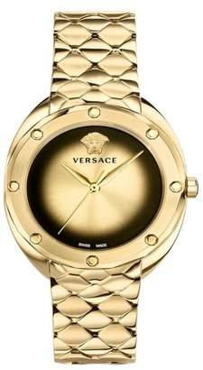 Versace Shadov Bracelet Watch, 38mm