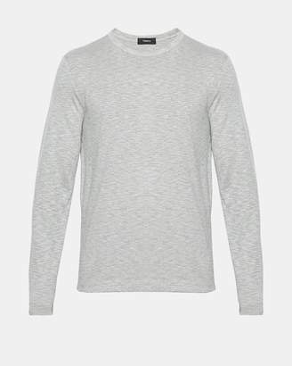 Theory Soft Long-Sleeve Tee