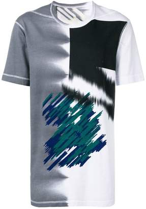 11 By Boris Bidjan Saberi printed T-shirt