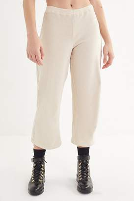 Urban Outfitters Ant Chenille Cropped Jogger Pant