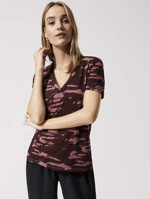 Two Tone Camo Relaxed V