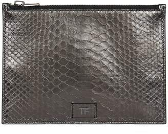 Tom Ford Small Python Pouch