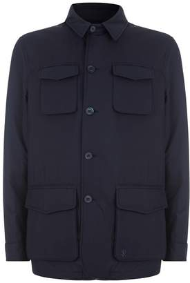 Stefano Ricci Silk Field Jacket