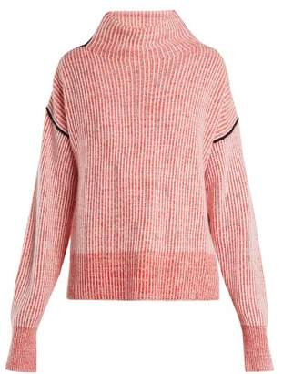 Sportmax Lipari Sweater - Womens - Red White