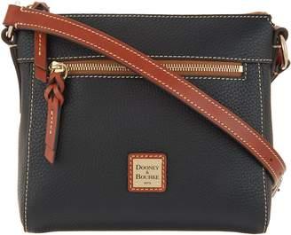 Dooney & Bourke Pebble Leather Allison Crossbody Handbag