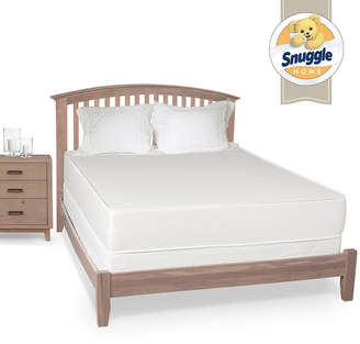 SNUGGLE HOME Snuggle Home 10 Two Sided Firm Tight-Top Memory Foam Mattress