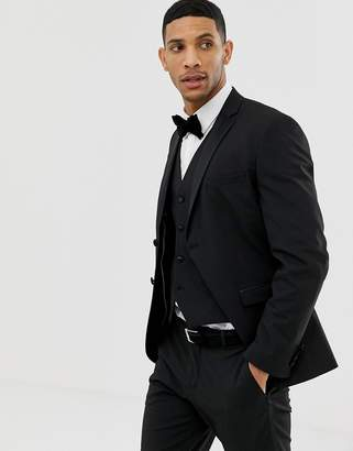 tuxedo suit jacket in slim fit