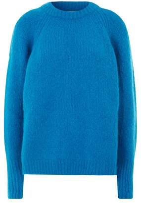 Sandro Chunky Knit Sweater