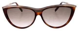 Saint Laurent SL 32 Cat-Eye Sunglasses