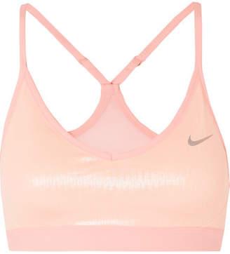 Nike Indy Stretch Sports Bra - Pastel pink