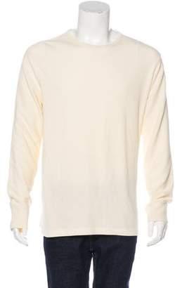 Billy Reid Knit Long Sleeve T-Shirt