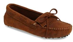 Minnetonka Kilty Driving Moccasin