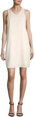 Catherine Malandrino Women's V-Neck Sleeveless Dress