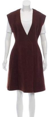Prada Longline Wool Vest