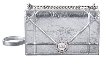 Christian Dior 2016 Small Diorama Flap Bag