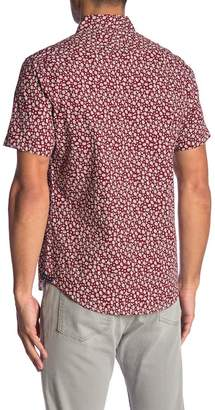 Burnside Printed Novelty Short Sleeve Shirt