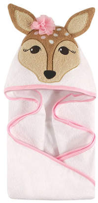 Baby Vision Hudson Baby Animal Face Hooded Towel, One Size