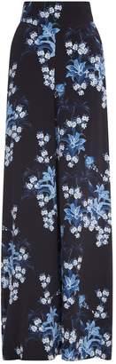 Johanna Ortiz Floral Pyjama Trousers