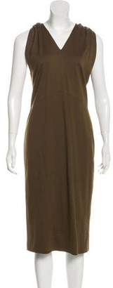 Jason Wu Sleeveless Midi Dress