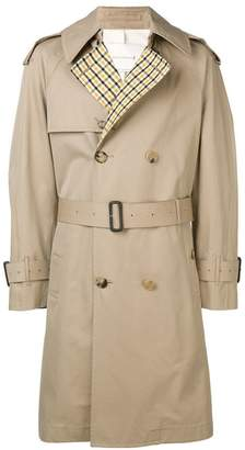 MACKINTOSH mid-length trench coat