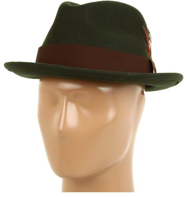 Brixton Jones (Moss) - Hats