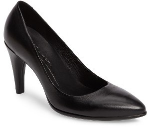 Women's Ecco Shape 75 Pointy Toe Pump $149.95 thestylecure.com