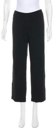 Eileen Fisher Wool Straight-Leg Pants w/ Tags