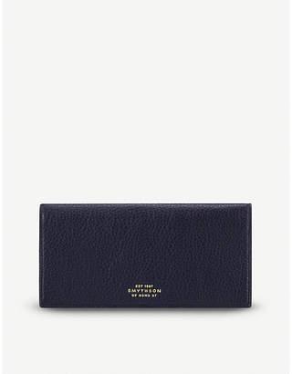 Smythson Burlington slim coat wallet