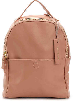 Coach and Four Mini Leather Backpack - Women's