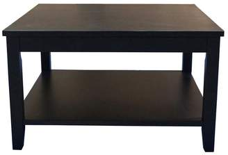 Debenhams Black 'Fenton' Coffee Table