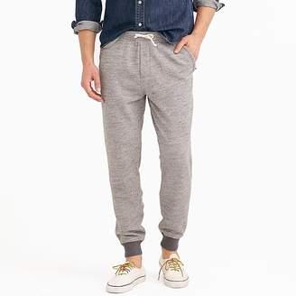 J.Crew Slim classic zip-pocket sweatpant