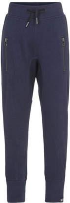 Molo Ashton Drawstring Sweatpants w/ Zip Pockets, Size 4-12