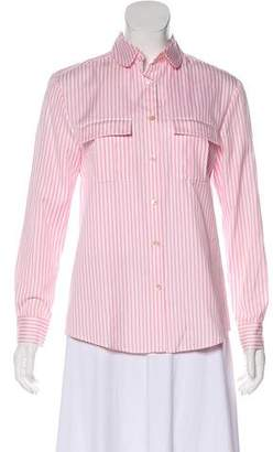 MAISON KITSUNÉ Long Sleeve Button-Up w/ Tags
