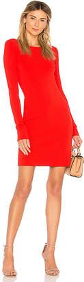 Diane von Furstenberg Crewneck Mini Dress