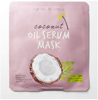 Too Cool For School Coconut Oil Serum Mask 30g