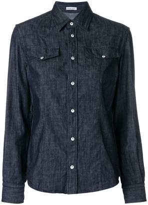 Tomas Maier light denim shirt