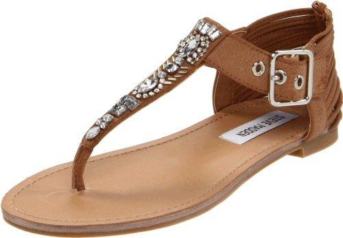 Steve Madden Women's Starrzzz Thong Sandal
