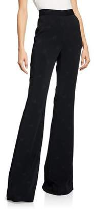 Brandon Maxwell Classic Flare Pants
