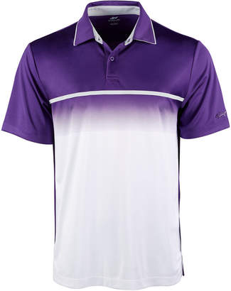 Greg Norman Attack Life by Men Ardsley Chest Polo