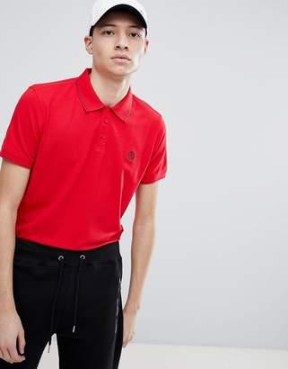 Henri Lloyd Abington Polo in Red