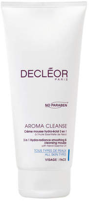 Decleor Hydra Radiance Cleansing and Smoothing Mousse 100ml