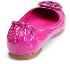 Tory Burch Reva Patent leather Ballet Flats