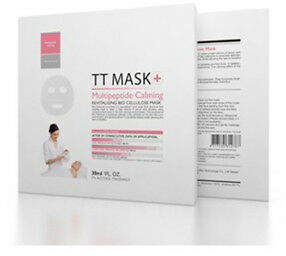 Tiffany Saidnia NEW Timeless Truth Multipeptide Calming Revitalizing Luxury Face Mask 5 Masks