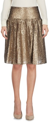 MICHAEL Michael Kors Knee length skirts