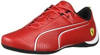b06cd02749a9 Puma Ferrari Future Cat Ultra Jr Sneaker Rosso Corsa White