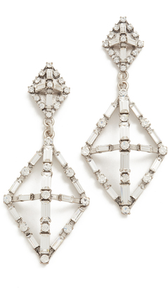 Lulu Frost Proxima Earrings $295 thestylecure.com