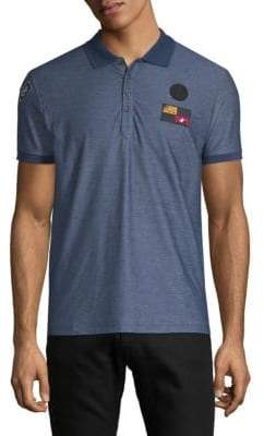 Diesel Drago Patched Polo