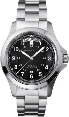 Hamilton Khaki Field King Automatic Bracelet Watch, 40mm