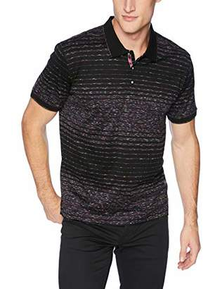 Robert Graham Men's Glover Short Sleeve Polo