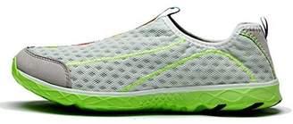 Deer Men's Mesh Slip-on Water shoes.Beach Aqua,outdoor,Fishing Shoes,Running Shoes (45 EU (11 D(M) US men), )